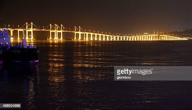 Macau Friendship Bridge