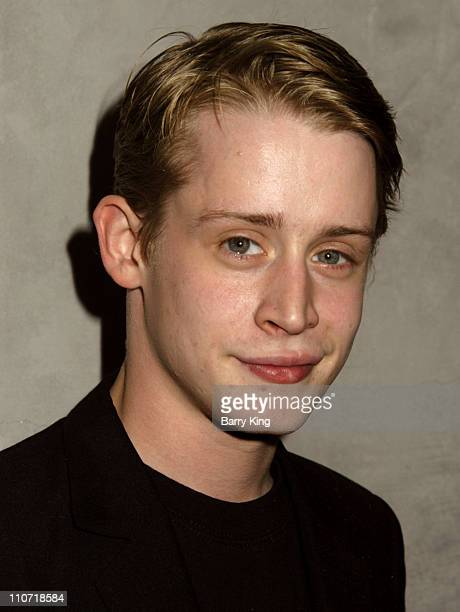 Macaulay Culkin during Bruce Dern Presents the West Coast Premiere of 'Chicken' at Lillian Theatre in Hollywood California United States
