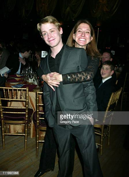 Macaulay Culkin during Night of Too Many Stars Evening to Benefit The Autism Coalition at Roseland Ballroom in New York NY United States