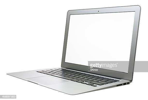 MacBook Air with a Blank Screen