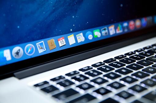 MacBook Pro - gettyimageskorea