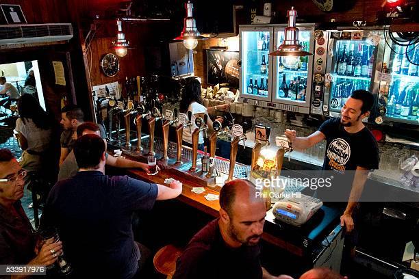 Macche bar Trastevere Rome Italy