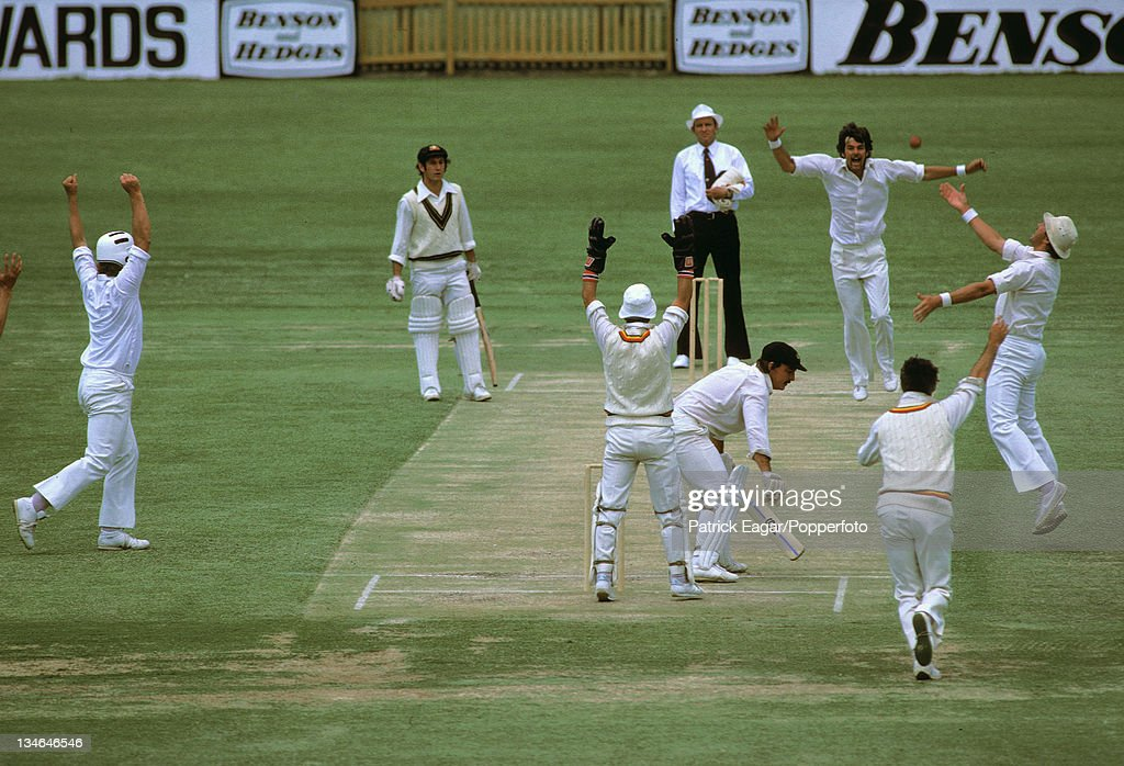 Australia v England, 2nd Test, Perth, Dec 1978-79 : News Photo