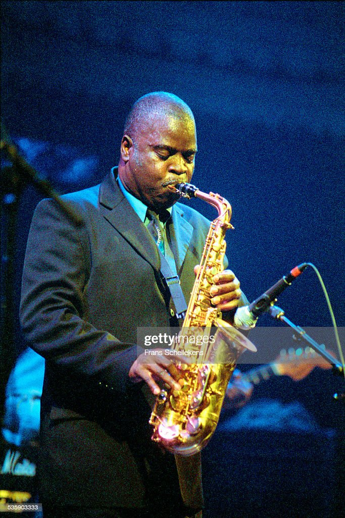 Maceo Parker, alto saxophone, performs at the Paradiso on May 6th 2000 in Amsterdam, Netherlands.