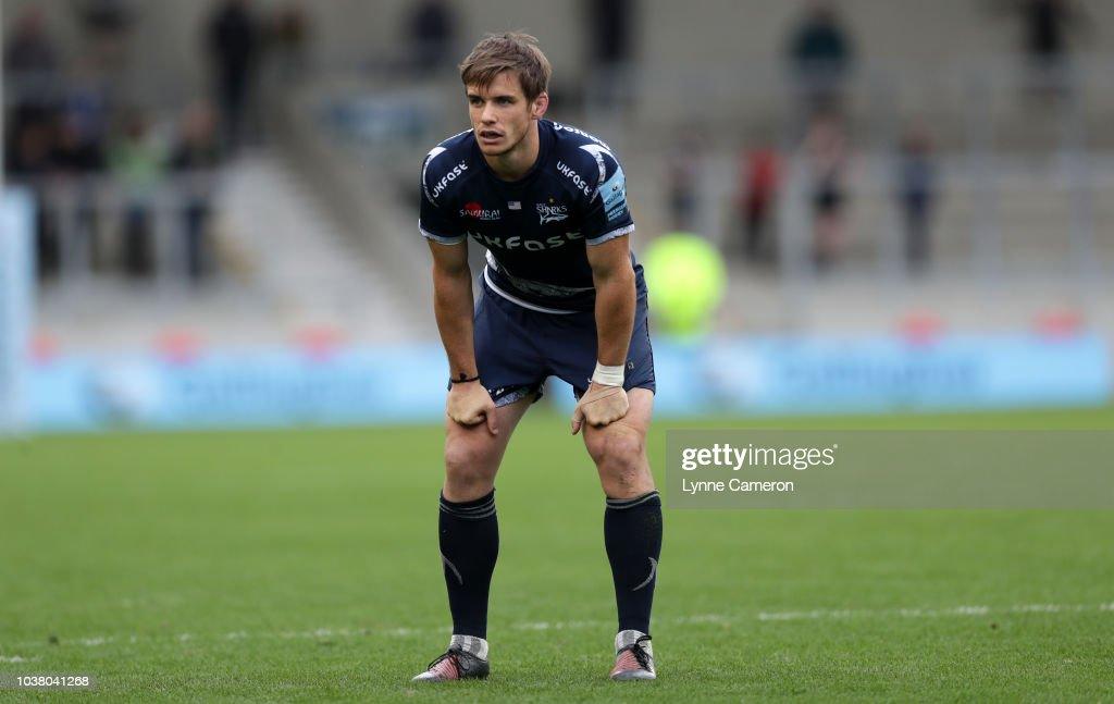 Sale Sharks v Wasps - Gallagher Premiership Rugby : News Photo