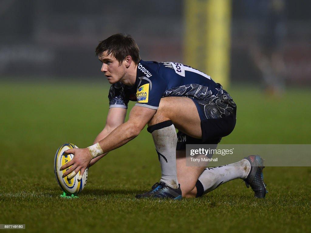 Sale Sharks v Bath Rugby - Aviva Premiership : News Photo
