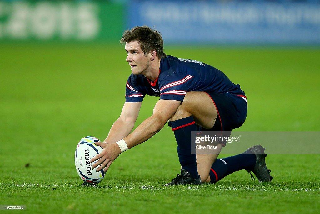 USA v Japan - Group B: Rugby World Cup 2015 : News Photo