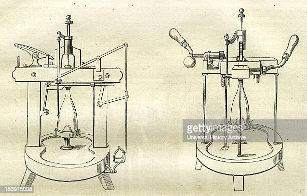 Machine A Boucher Champagne France 19th Century