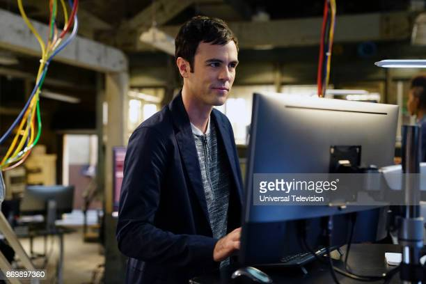 CROWD 'Machine Learning' Episode 103 Pictured Blake Lee as Josh Novak