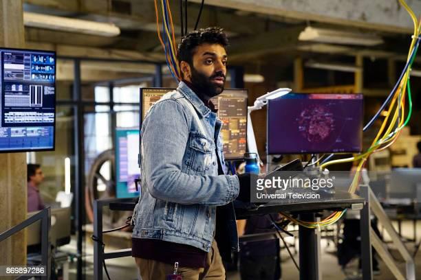 CROWD 'Machine Learning' Episode 103 Pictured Jake Matthews as Tariq Bakar