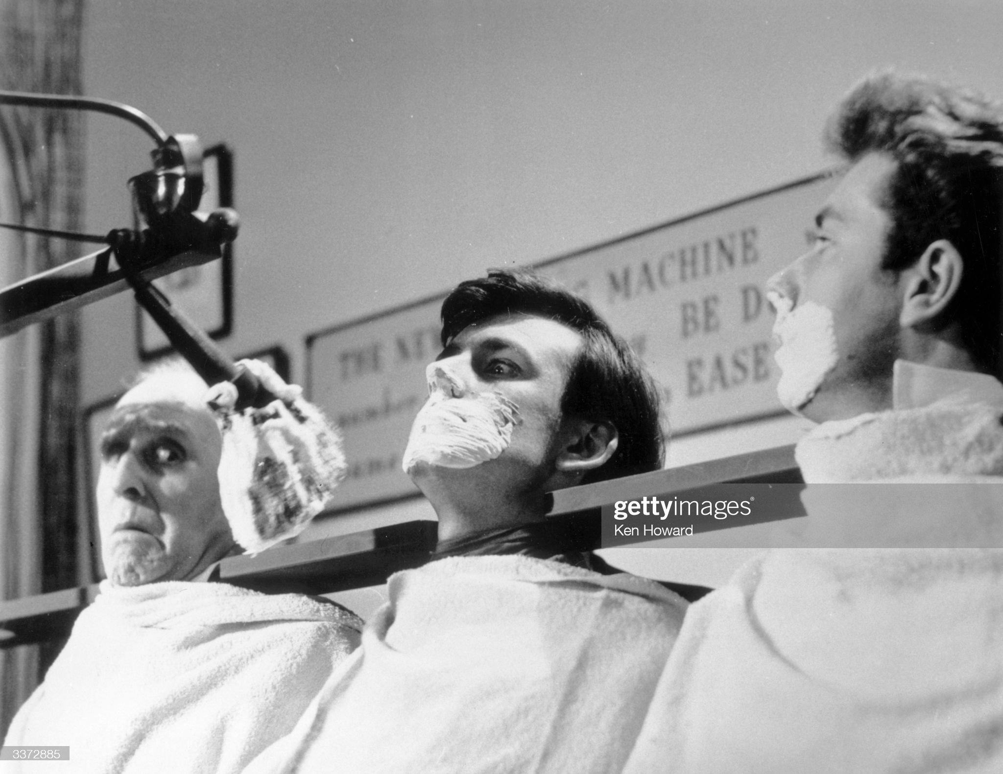 Shaving Machine : News Photo