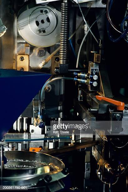 Machinery constructing electric motors