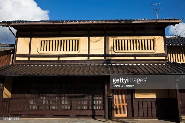 Machiya architecture usually defines traditional wooden townhouses found throughout Japan and especially in the historical capital of Kyoto Machiya...
