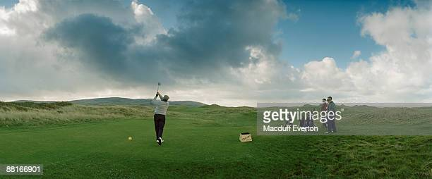 'Machrihanish Golf Club , Machrihanish , Campbeltown , Argyll , Scotland'