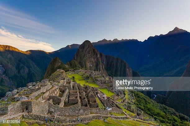 Machu Picchu 3D