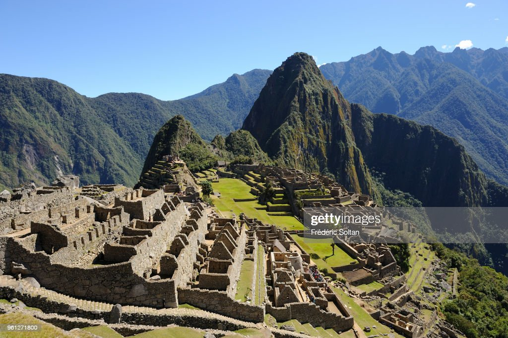 Peru : Illustration : News Photo