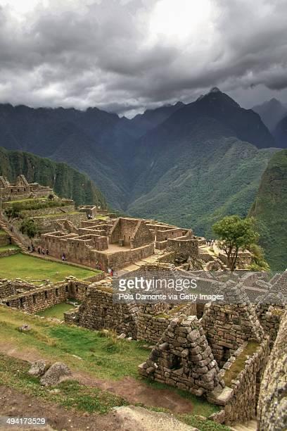 Machu Picchu and its splendor in Cusco, Peru.