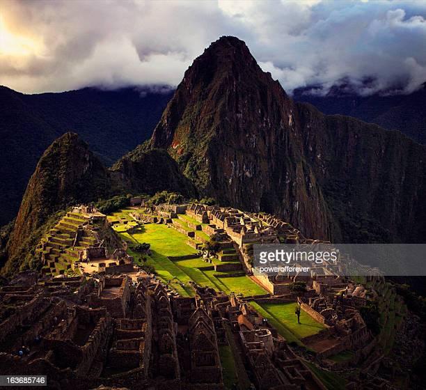 Machu Picchu au dernier feu