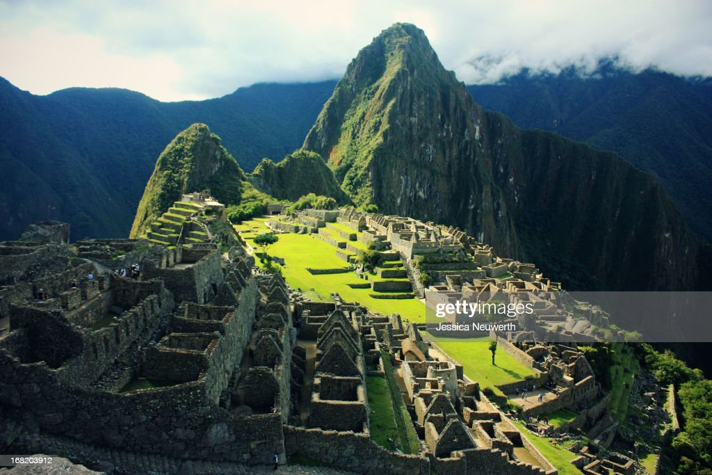 Machu Picchu : News Photo