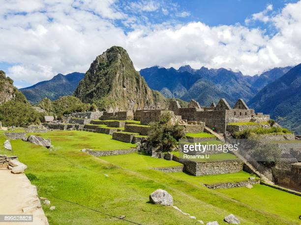 Machu Picchu, Cusco, Peru, South America