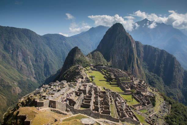Machu Picchu, Peru, World Heritage Site Wall Art