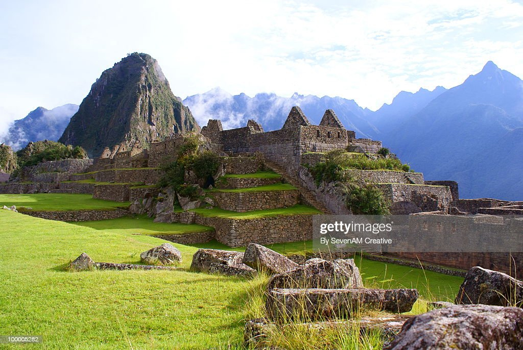 Machu Picchu : Stock Photo