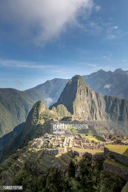 machu picchu - unesco stock pictures, royalty-free photos & images