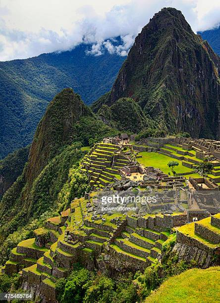 machu picchu - peru stock pictures, royalty-free photos & images