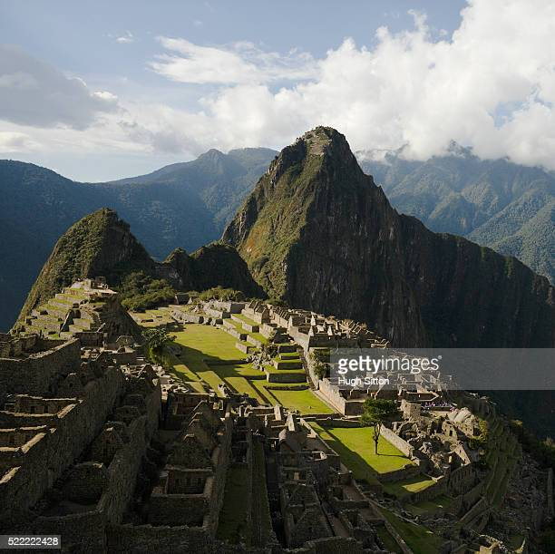 machu picchu - hugh sitton stock pictures, royalty-free photos & images