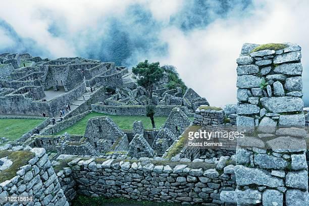 Machu Picchu, the Lost City of Inca, Peru