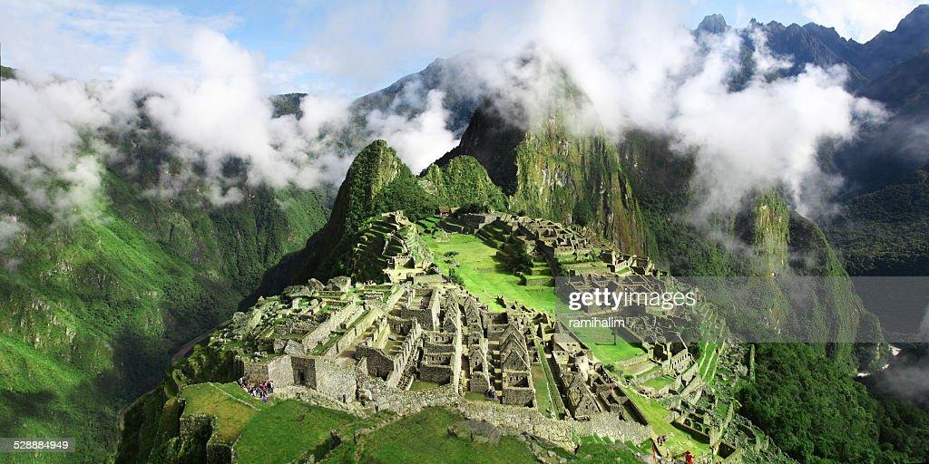 マチュ PicchuMachu Picchu : ストックフォト