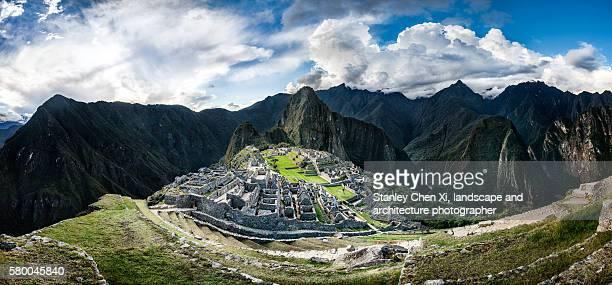 Machu Pichu Panoroma