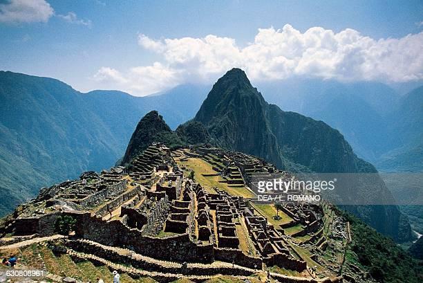 MachuPicchu Urubamba valley Peru Inca civilisation