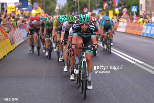 Maciej Bodnar of Poland and Team Bora-Hansgrohe / Peloton / during the 76th Tour of Poland 2019, Stage 3 a 150,5km stage from Stadion Slaski, Chorzów...