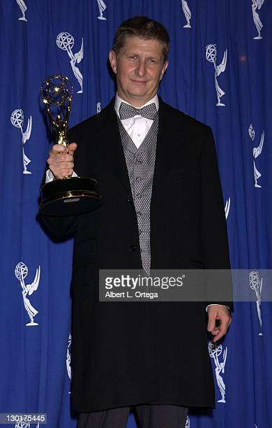 Maciek Albrecht winner for Outstanding Individual Achievement in Animation from T'was The Night The Christmas Song Feliz Navidad Have Yourself A...