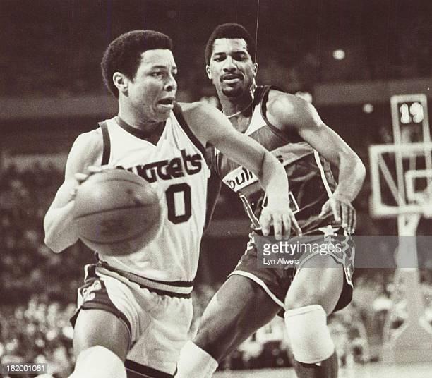 Mack Calvin- Groups; Basketball; Drive to Nugget Basket;