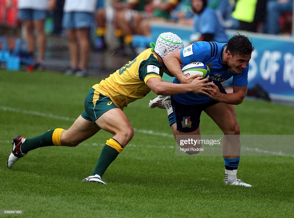 Australia v Italy: World Rugby U20 Championship : News Photo