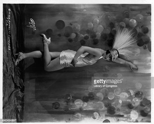 Mack Sennet Showgirl
