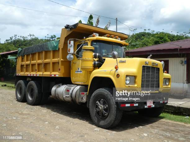 Mack Truck in Costa Rica 2018