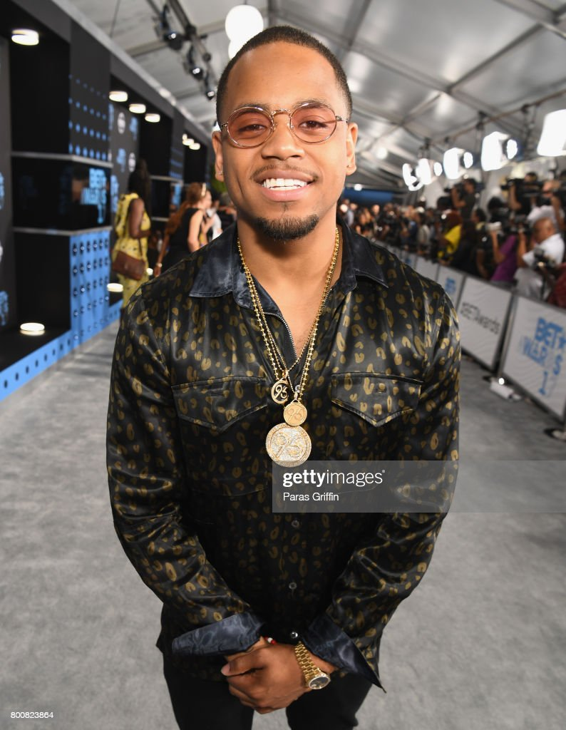 Mack Wilds at the 2017 BET Awards at Staples Center on June 25, 2017 in Los Angeles, California.
