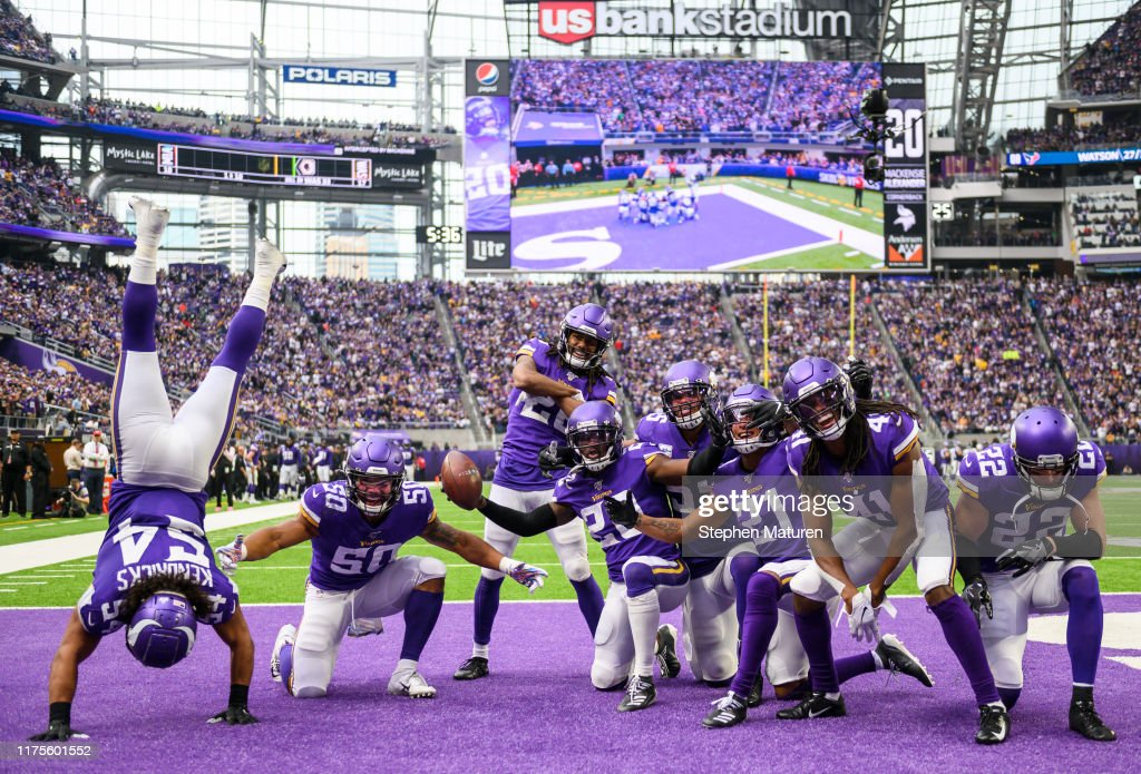 Philadelphia Eagles v Minnesota Vikings : News Photo