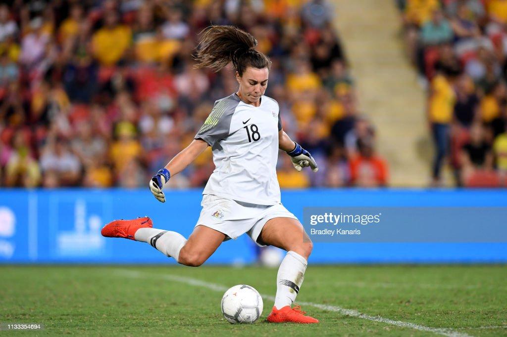 2019 Cup of Nations - Matchday 2: Australia v Korea Republic : News Photo