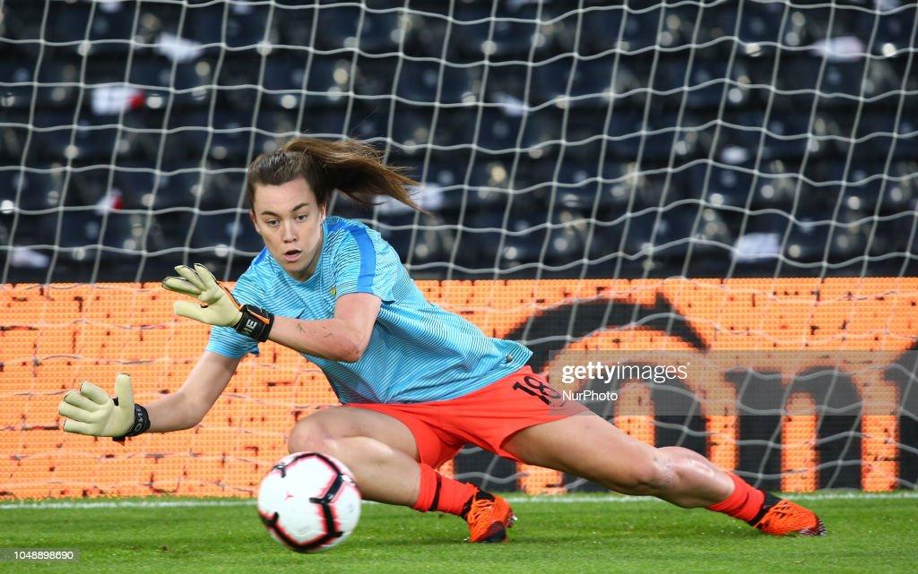 England v Australia - International Women Friendly : News Photo
