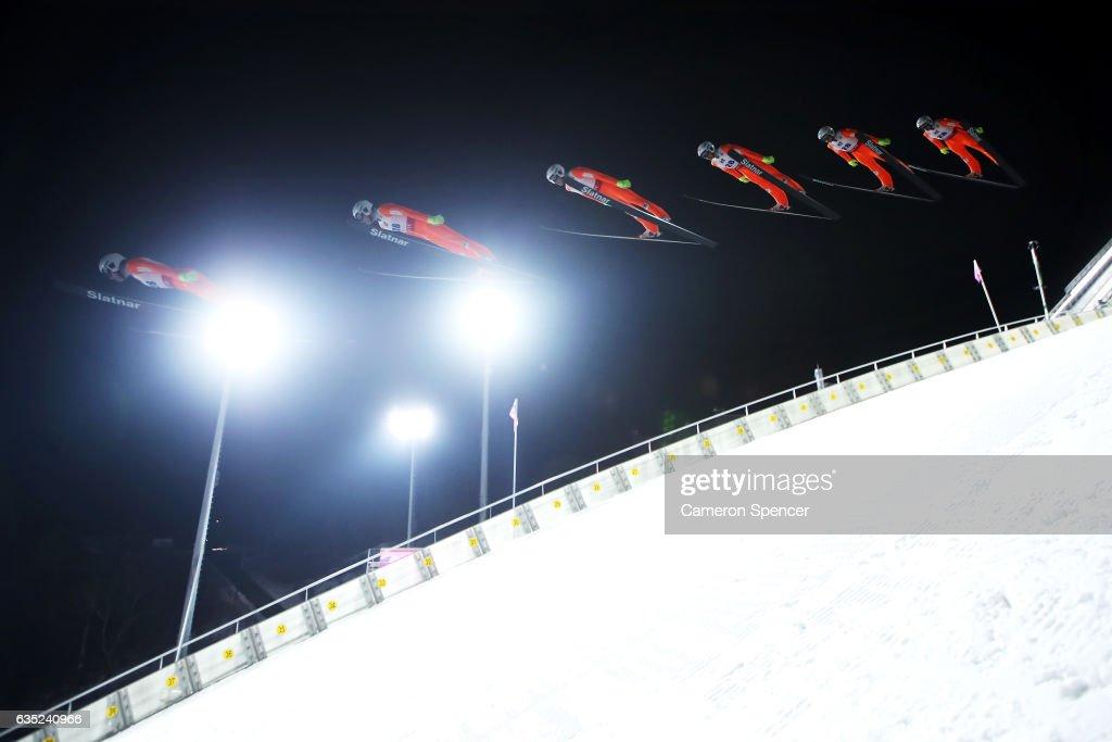 2017 FIS Ski Jumping World Cup Presented by Viessmann - Training : News Photo
