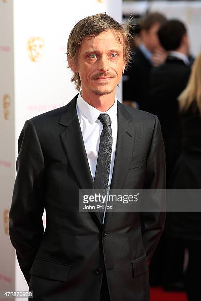 Mackenzie Crook attends the House of Fraser British Academy Television Awards at Theatre Royal on May 10 2015 in London England