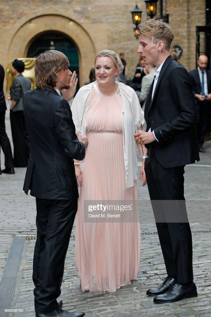 British Academy Television Craft Awards - VIP Arrivals : News Photo