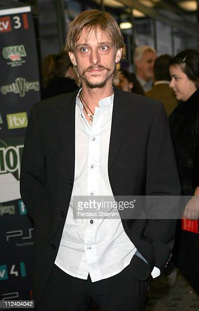 Mackenzie Crook during The Cobra Vision Awards 2006 Inside Arrivals at Curzon Mayfair in London Great Britain