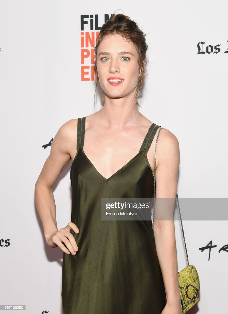 Mackenzie Davis attends the 'Izzy Gets The Fuck Across Town' and 'Ok, Call Me Back' Premieres during the 2017 Los Angeles Film Festival at Arclight Cinemas Culver City on June 17, 2017 in Culver City, California.