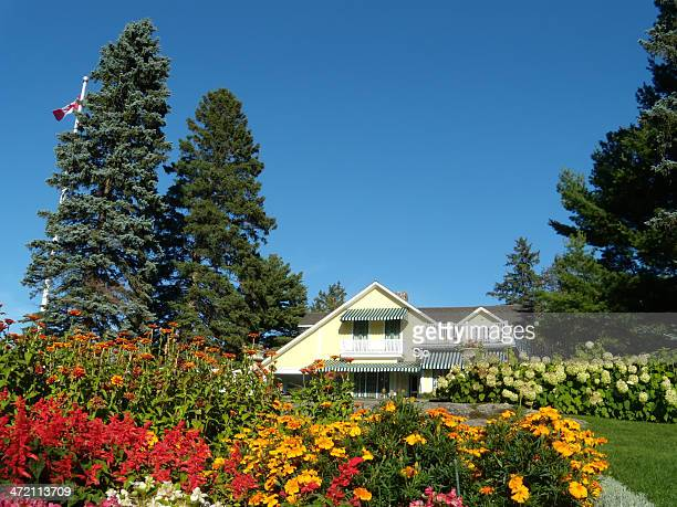 mackenzie king estate - gatineau stock pictures, royalty-free photos & images