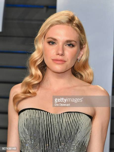 MacKenzie Mauzy attends the 2018 Vanity Fair Oscar Party hosted by Radhika Jones at Wallis Annenberg Center for the Performing Arts on March 4 2018...